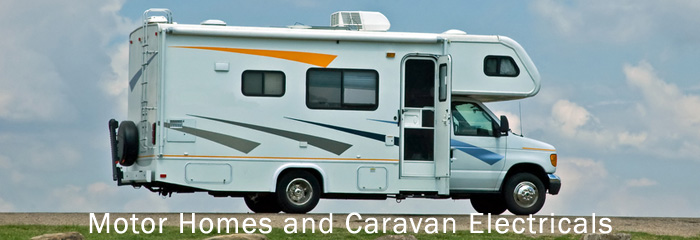 Motor Home Electrical Parts