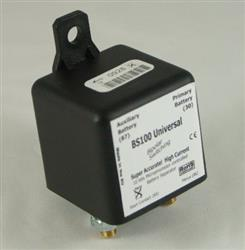 Split Charge Relay 100amp RBS100