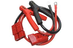 Professional Jump Leads In-Line Connector Petrol to 2500cc Diesel to 2000cc