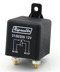 Extra Heavy Duty Relay 12V 200A R2136